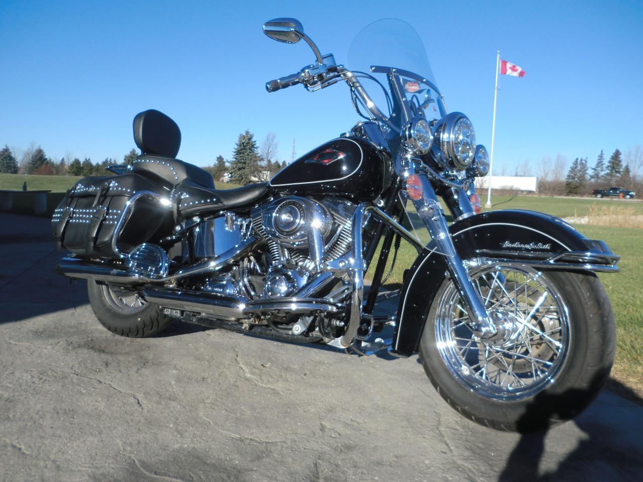 2012 Harley-Davidson Heritage Softail Classic FLSTC HERITAGE