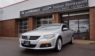 Used 2010 Volkswagen Passat CC Sport CC  MANUAL LEATHER NO ACCIDENT for sale in Mississauga, ON