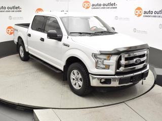 Used 2015 Ford F-150 XLT 4x4 SuperCrew Cab 6.5 ft. box 157 in. WB for sale in Red Deer, AB