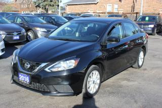 Used 2016 Nissan Sentra SV Backup Cam Heated Seats Bluetooth for sale in Brampton, ON