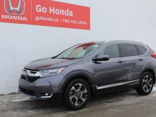 Used 2018 Honda CR-V HONDA CERTIFIED, TOURING AWD for sale in Edmonton, AB