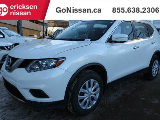 Used 2015 Nissan Rogue S - AWD, BLUETOOTH, AIR!! for sale in Edmonton, AB