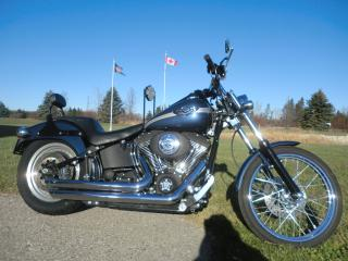 Used 2003 Harley-Davidson Night Train FXSTB SOFTAIL NIGHTRAIN for sale in Blenheim, ON