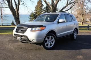 Used 2009 Hyundai Santa Fe LIMITED for sale in Oshawa, ON