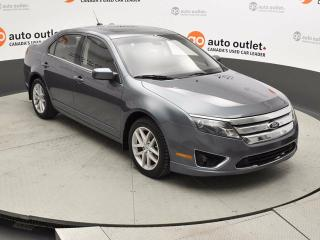 Used 2012 Ford Fusion SEL for sale in Edmonton, AB