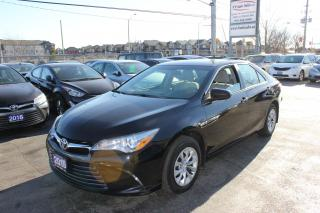Used 2015 Toyota Camry LE Bluetooth Backup Camera for sale in Brampton, ON
