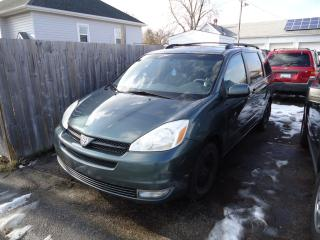 Used 2004 Toyota Sienna CE for sale in Sarnia, ON