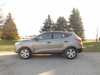 Used 2012 Hyundai Tucson GL 4 Cylinder for sale in Thornton, ON