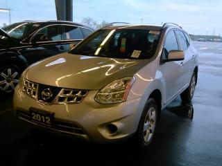 Used 2012 Nissan Rogue S  4WD for sale in Waterloo, ON