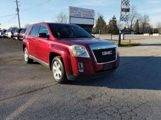 Used 2010 GMC Terrain SLE-1 for sale in Komoka, ON