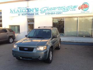 Used 2006 Ford Escape Limited for sale in St Jacobs, ON