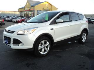 Used 2013 Ford Escape SE 4x4 2.0L EcoBoost RemoteStart HeatedSeats for sale in Brantford, ON
