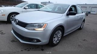 Used 2013 Volkswagen Jetta comfortline ONE OWNER AUTO CERTIFIED for sale in York, ON