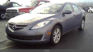 Used 2009 Mazda MAZDA6 GS SPORT AUTO CERTIFIED for sale in York, ON