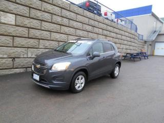 Used 2016 Chevrolet Trax LT for sale in Fredericton, NB