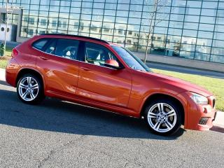 Used 2013 BMW X1 35i|M-SPORT|NAVI|PANOROOF|BLUETOOTH for sale in Scarborough, ON