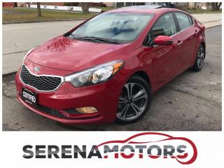 Used 2015 Kia Forte EX | ONE OWNER | NO ACCIDENTS | SUNROOF | for sale in Mississauga, ON