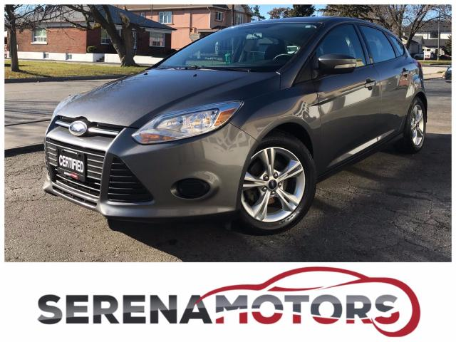 2014 Ford Focus SE | ONE OWNER | NO ACCIDENTS | HEATED SEATS