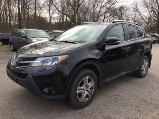 Used 2013 Toyota RAV4 LE * AWD * REAR VIEW CAMERA * BLUETOOTH for sale in London, ON
