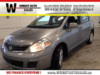 Used 2012 Nissan Versa 1.8 S|LOW MILEAGE|AIR CONDITIONING|71,362 KMS for sale in Cambridge, ON