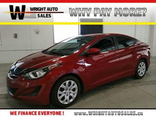 Used 2014 Hyundai Elantra GL|BLUETOOTH|HEATED SEATS|93,600 KMS for sale in Cambridge, ON