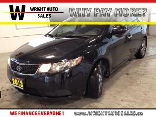 Used 2013 Kia Forte EX|HEATED SEATS|BLUETOOTH|91,841 KMS for sale in Cambridge, ON
