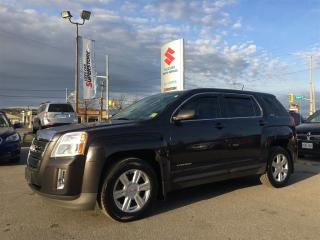 Used 2015 GMC Terrain SLE AWD ~Power Seat ~RearView Camera for sale in Barrie, ON