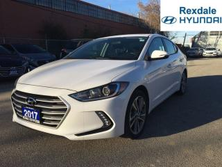 Used 2017 Hyundai Elantra GLS 2.99@ FINANCING AVAILABLE O.A.C. for sale in Etobicoke, ON