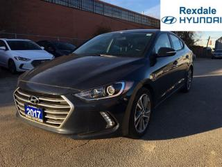 Used 2017 Hyundai Elantra GLS 2.99% FINANCING AVAILABLE O.A.C. for sale in Etobicoke, ON