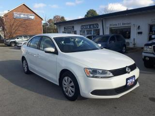 Used 2014 Volkswagen Jetta TRENDLINE PLUS for sale in Waterdown, ON