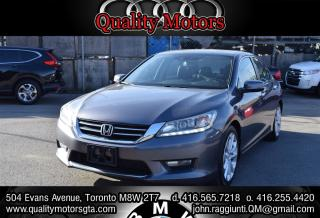 Used 2014 Honda Accord Touring NAVIGATION for sale in Etobicoke, ON