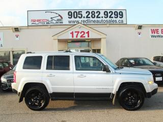 Used 2013 Jeep Patriot North, AWD, Alloys, WE APPROVE ALL CREDIT for sale in Mississauga, ON