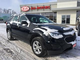 Used 2016 Chevrolet Equinox LS AWD for sale in Woodstock, ON