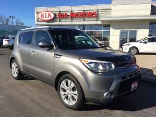 Used 2014 Kia Soul EX+ Eco for sale in Woodstock, ON