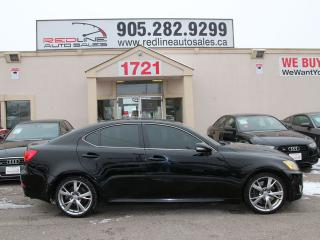 Used 2009 Lexus IS 350 Leather, Sunroof, WE APPROVE ALL CREDIT for sale in Mississauga, ON