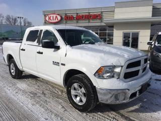 Used 2017 Dodge Ram 1500 Outdoorsman for sale in Woodstock, ON