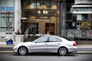 Used 2008 Mercedes-Benz E-Class E550 4MATIC for sale in Burnaby, BC