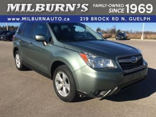Used 2016 Subaru Forester 2.5i Convenience for sale in Guelph, ON