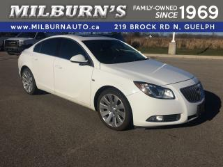 Used 2011 Buick Regal CXL-T w/1SN for sale in Guelph, ON