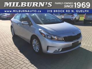 Used 2017 Kia Forte EX for sale in Guelph, ON