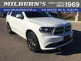 Used 2017 Dodge Durango GT AWD for sale in Guelph, ON