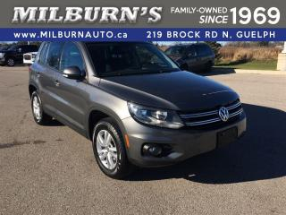 Used 2015 Volkswagen Tiguan - for sale in Guelph, ON