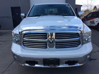 Used 2014 Dodge Ram 1500 BIG HORN**8-SPEED**BLUETOOTH**SIDE STEPS** for sale in Mississauga, ON