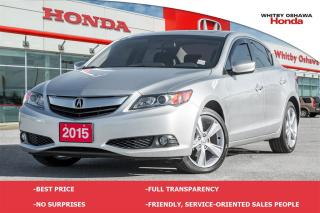 Used 2015 Acura ILX Premium Package | Automatic for sale in Whitby, ON
