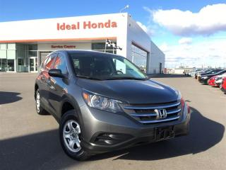 Used 2014 Honda CR-V LX, Keyless Entry, Bluetooth for sale in Mississauga, ON