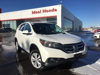 Used 2014 Honda CR-V EX-L, Leather, Heated Seats, Fod Lights for sale in Mississauga, ON