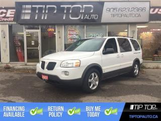 Used 2007 Pontiac Montana Sv6 w/1SB ** DVD Player, Low Km's, Well Equipped ** for sale in Bowmanville, ON