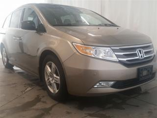 Used 2011 Honda Odyssey Touring for sale in North Bay, ON