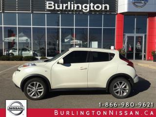 Used 2012 Nissan Juke SV, AWD, MOONROOF, ACCIDENT FREE ! for sale in Burlington, ON