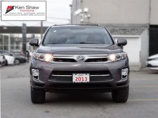 Used 2013 Toyota Highlander HYBRID Limited (CVT) for sale in Toronto, ON